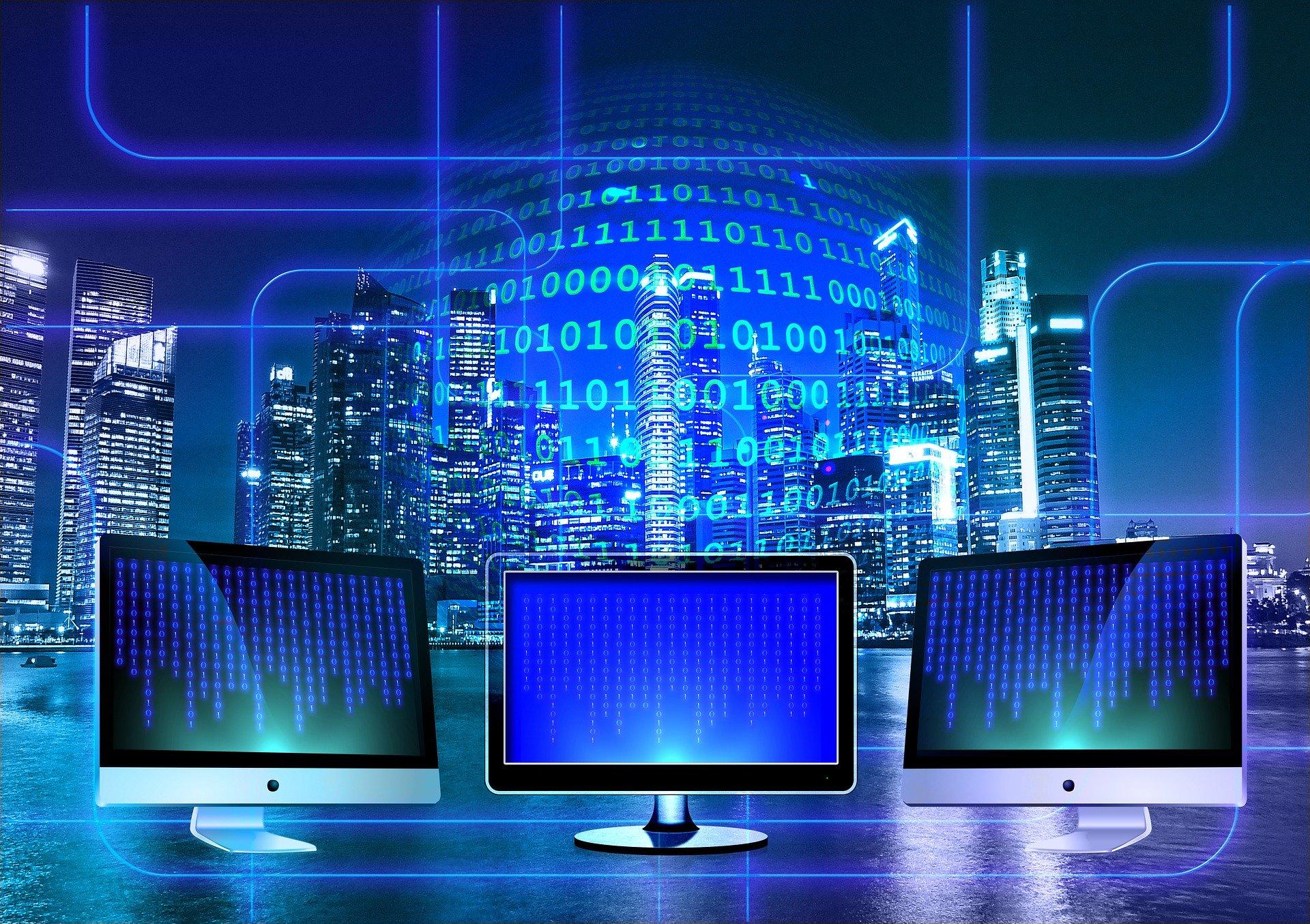 computer monitors