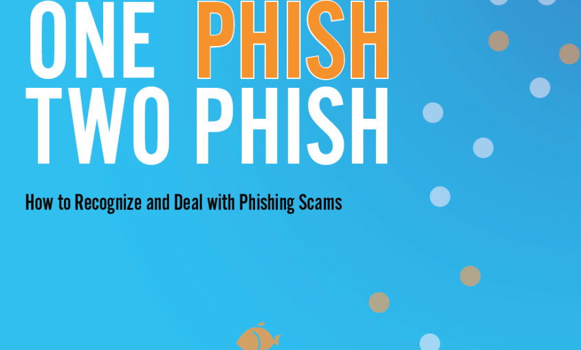How to Recognize and Deal with Phishing Scams