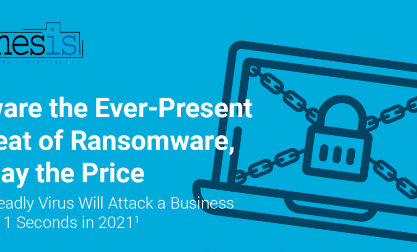 Beware the Ever-Present Threat of Ransomware, or Pay the Price Thumbnail
